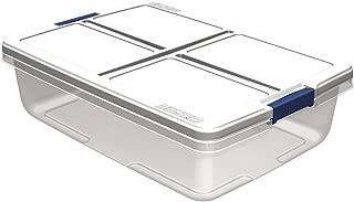 34 qt storage container