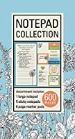 Book of Sticky Notes: Notepad Collection (Bohemian)