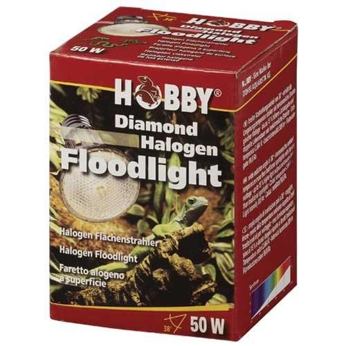 Diamond Floodlight, halogène 50 W