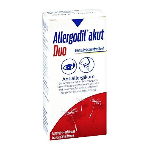 Allergodil akut DUO, 1 St
