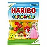 Haribo Super Mario Super Special Edition Fruchtgummi Veggie 175g