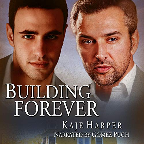 Building Forever audiobook cover art