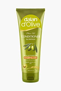 Dalan D'Olive Conditioner Repairing Care, Green, 6.8 Fluid Ounce, 1 Ct