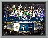 Champions League Final 2017 Marco de exhibición de Billetes Juventus v Real Madrid