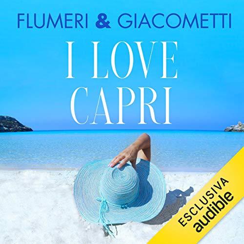 I love Capri copertina
