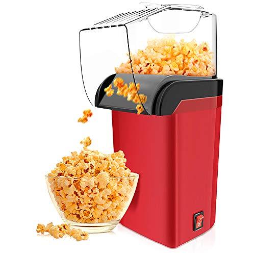 Hot Air Popcorn Maker Machine 1200W