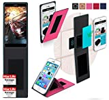 Cover for Bluboo Dual Case | in Pink | Multifunctional
