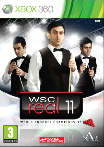 [UK-Import]WSC Real 2011 World Snooker Championship XBOX 360