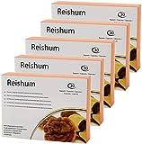 REISHUM. Ayuda al sistema inmunitario y sistema cardiovascular gracias a sus propiedades antioxidantes. (5)