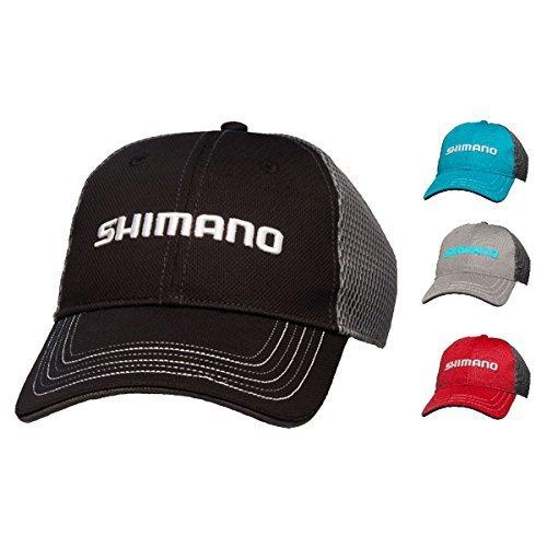 Shimano Honeycomb Hat (Gray)