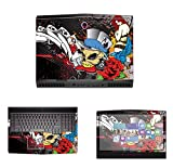 Decalrus - Protective Decal Skin Skins Sticker for 2016 Alienware 17 R4 Without G Sync (17.3' Screen) case Cover wrap AL16alienware17R4-26