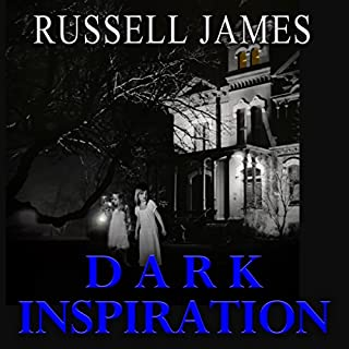 Dark Inspiration audiobook cover art