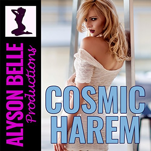 Cosmic Harem (Gender Swapped Science Fiction) audiobook cover art