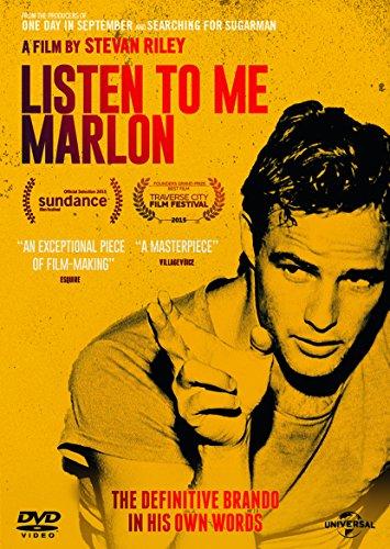 Listen To Me Marlon [Edizione: Regno Unito] [Reino Unido] [DVD]