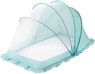 Baby Bed Portable Folding Crib Mosquito Net Portable Cots Newborn Foldable Crib Bottomless