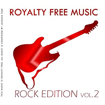 Royalty Free Music (Rock Edition Vol. 2)