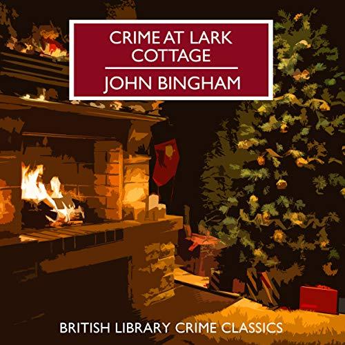 Crime at Lark Cottage cover art