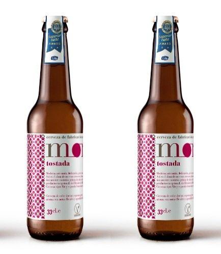 Cervezas Mond Cerveza Tostada - 12 Botellines