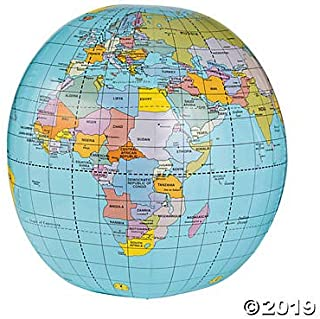 Best giant inflatable globe Reviews