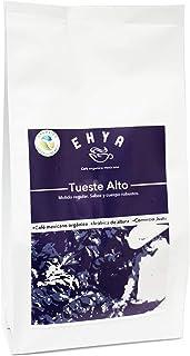 Ehya Café orgánico Tueste Alto, molido regular