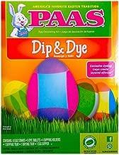 Paas Easter Egg Decorating Kit Dip & Dye - 3 pack