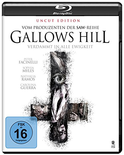 Gallows Hill - Verdammt in alle Ewigkeit (Uncut) [Blu-ray]