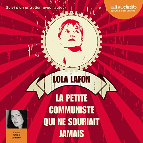 La petite communiste qui ne souriait jamais audiobook cover art