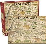 Aquarius Smithsonian Dinosaurs 1000 Piece Jigsaw Puzzle