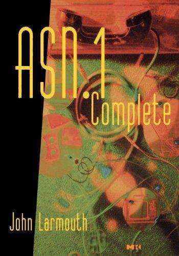 ASN.1 Complete (English Edition)