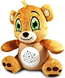 Baby White Noise Sound Machine for Sleeping| Plays Music|Rechargeable Battery Pack|LED Projection of Colorful Lights| Soothing Baby Sleep aid sleepful Nights| by Baby Husher