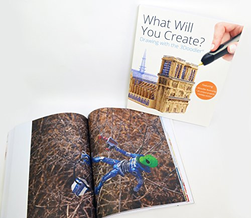 "3Doodler ""What Will You Create?"" Project Book - 4"