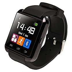 Top 10 of the Best Cheap Smartwatches under $100 Reviews - U8 Bluetooth Smart Watch – Best Smartwatch Under $20