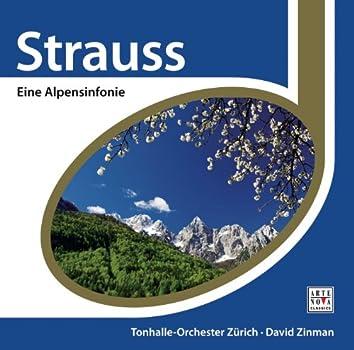 R. Strauss: Eine Alpensinfonie/Festliches Präludium