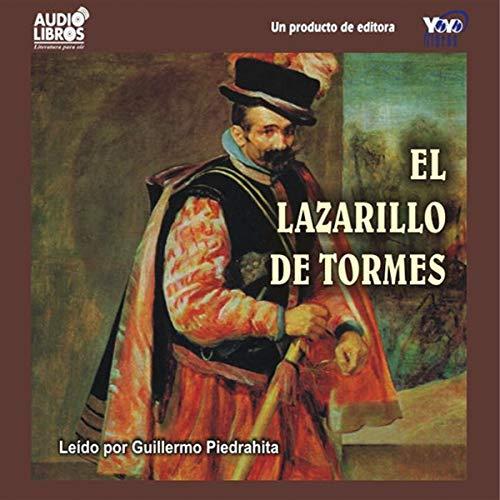 El Lazarillo de Tormes [The Life of Lazarillo of Tormes] Titelbild