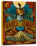 Three Fantastic Journeys by Karel Zeman (Criterion Collection) [Blu-ray]