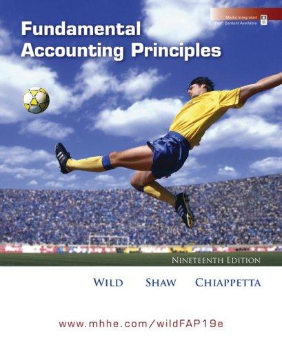 Download Fundamental Accounting Principles 0073379549
