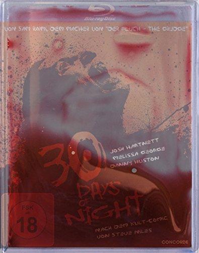 30 Days of Night (im Spezialschuber mit Kunstblut) [Blu-ray]