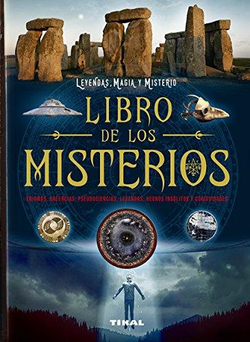 Libro de los misterios (Leyendas, magia y misterio)