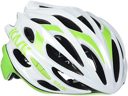 Kask Mojito 16 -Casco de bicicleta, MOJITO 16, White/Lime