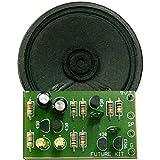 Future Kit Alarma activada por luz - Kit de soldadura educativo DIY - FK245