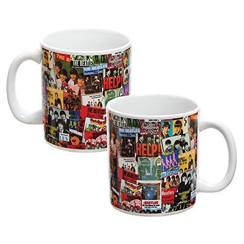 The Beatles Singles Collection 20 oz. Ceramic Mug