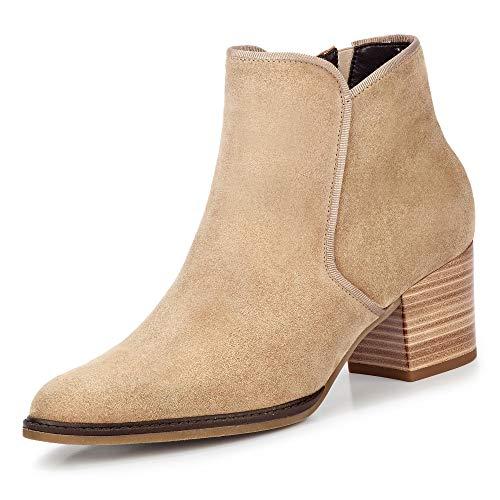 Gabor Ankle Boot, dameslaarsjes, comfortabel, meerdere wijze, ritssluiting