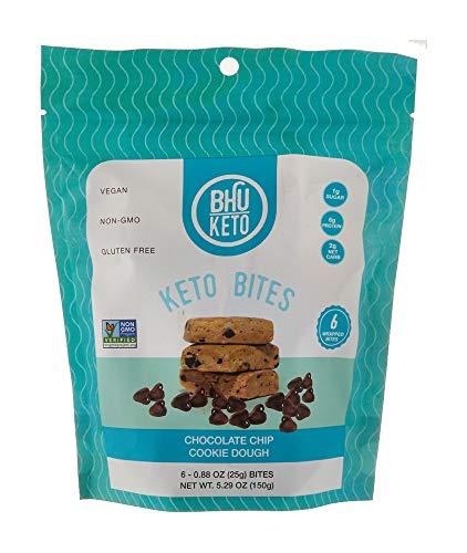 BHU Foods, Cookies Keto Choco Chip Dough, 5.3 Ounce