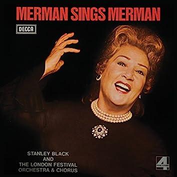Merman Sings Merman