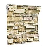 Telón de fondo del patrón de bricolaje sitio de la decoración 3D de papel de pared de ladrillos de piedra Etiqueta Rolls autoadhesivo Decoración hogareña