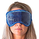 Cooling Eye Mask Cold Gel Compress Pack for Puffy Eyes,...