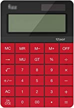 $39 » Calculator Calculator Dual Power Supply Standard Function Desktop Calculators 12 Digit Large LCD Display and Big Button fo...