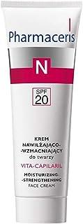 pharmaceris N - vita-capilaril Fortalecimiento de la Hidratación Crema Facial for CUPEROSIS Piel Spf20 (50ml)