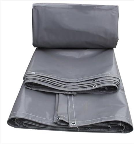 NAN Bache résistante, polyéthylène tissé à Haute densité et Double stratifié - bache 100% imperméable et prougeégée par UV (Taille   3  4m)