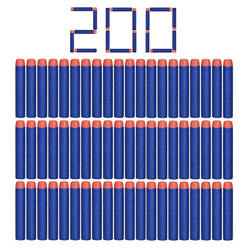StillCool Nerf N-Strike 200pcs 7.2cm...